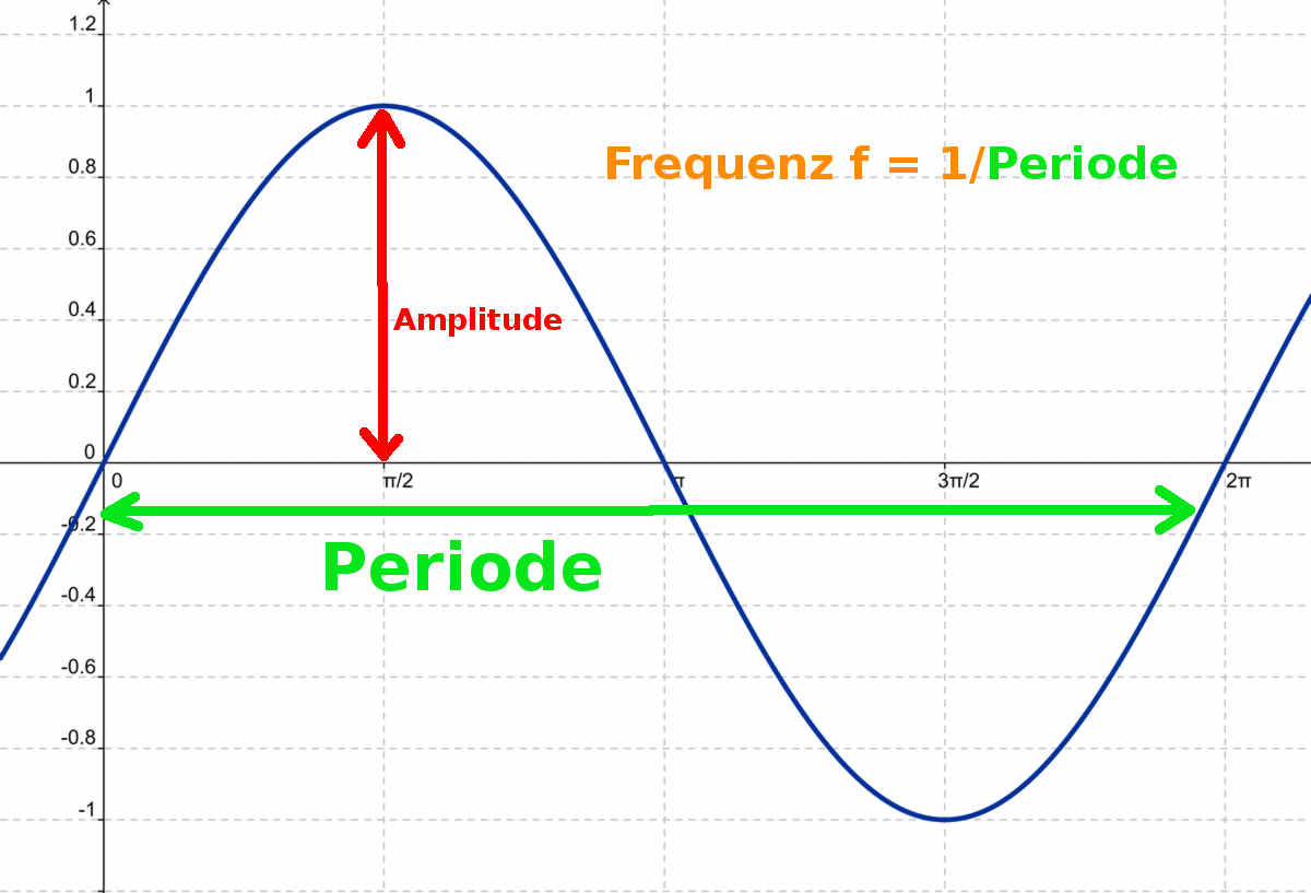 Amplitude Physik